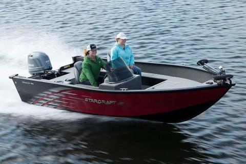 2017 Starcraft Stealth 166 SC in Holiday, Florida