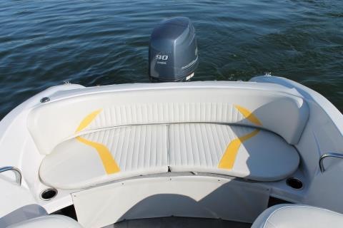 2017 Starcraft Sport Runabout 172 OB Ski Fish in Madera, California