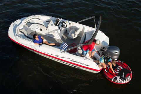 2017 Starcraft Limited 1915 OB in Holiday, Florida