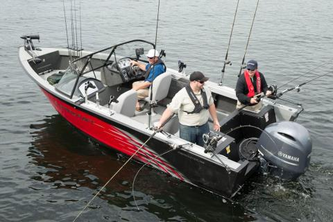2017 Starcraft Fishmaster 196 in Holiday, Florida