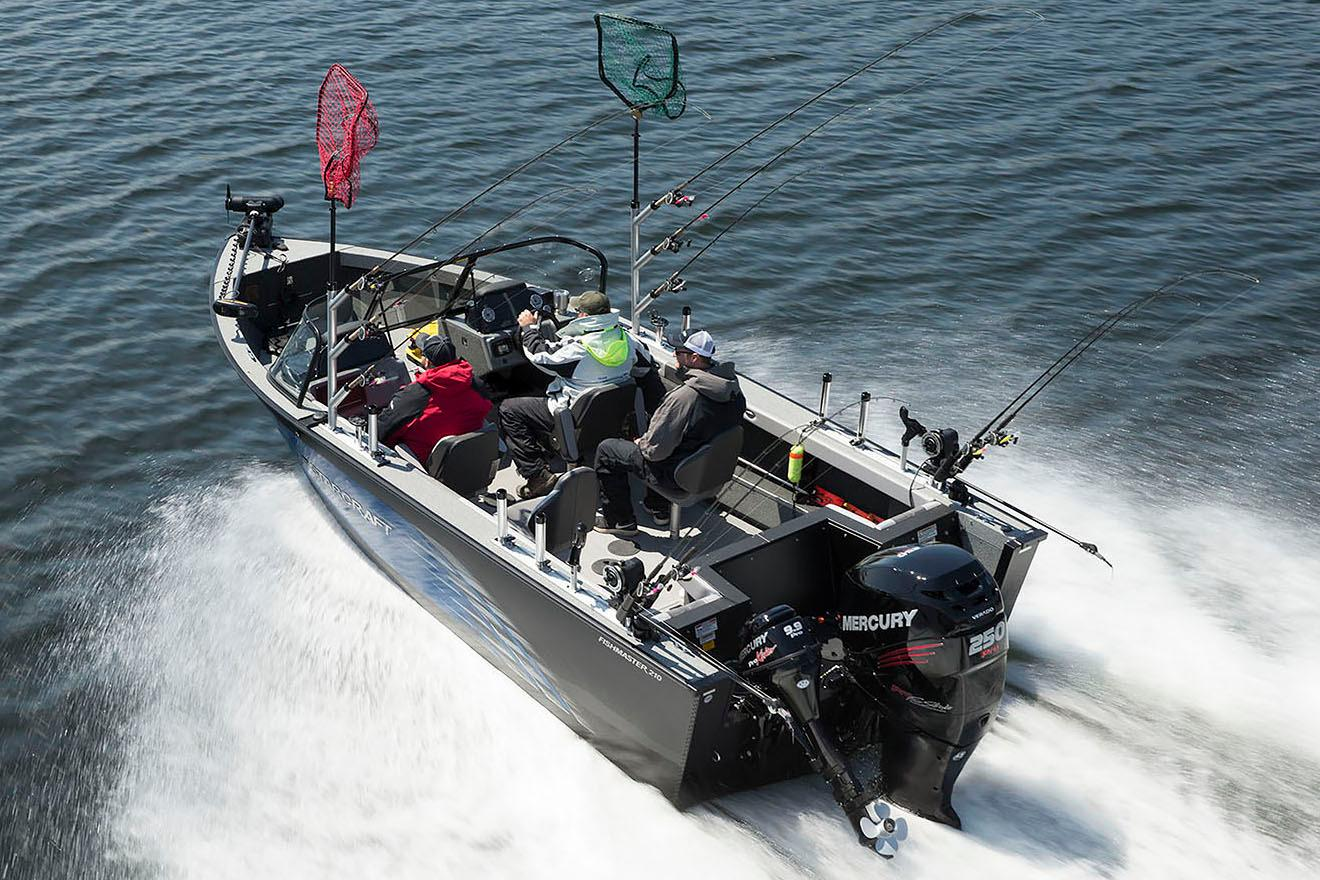 2017 Starcraft Fishmaster 210 in Holiday, Florida