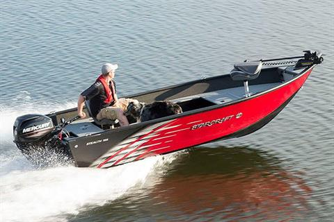 2018 Starcraft Stealth 166 Tiller in Lagrange, Georgia