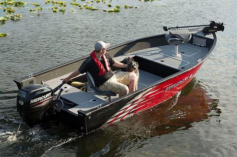 2018 Starcraft Stealth 166 Tiller in Holiday, Florida