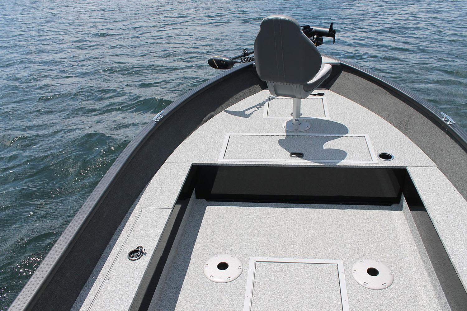 New 2018 Starcraft Stealth 166 Tiller Power Boats Outboard in