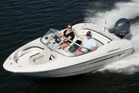 2018 Starcraft Sport Runabout 172 OB Ski Fish in Holiday, Florida