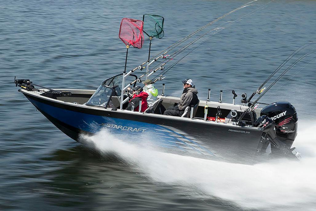 2018 Starcraft Fishmaster 210 in Madera, California