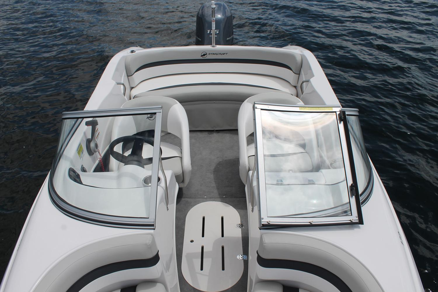 2018 Starcraft Sport Runabout 172 OB Sport in Holiday, Florida