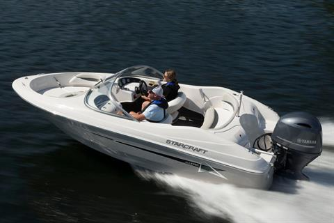 2018 Starcraft Sport Runabout 172 OB Sport in Holiday, Florida - Photo 1