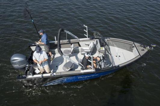 2019 Starcraft Fishmaster 210 in Holiday, Florida - Photo 1