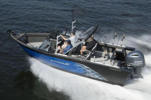 2019 Starcraft Fishmaster 210 in Holiday, Florida - Photo 2