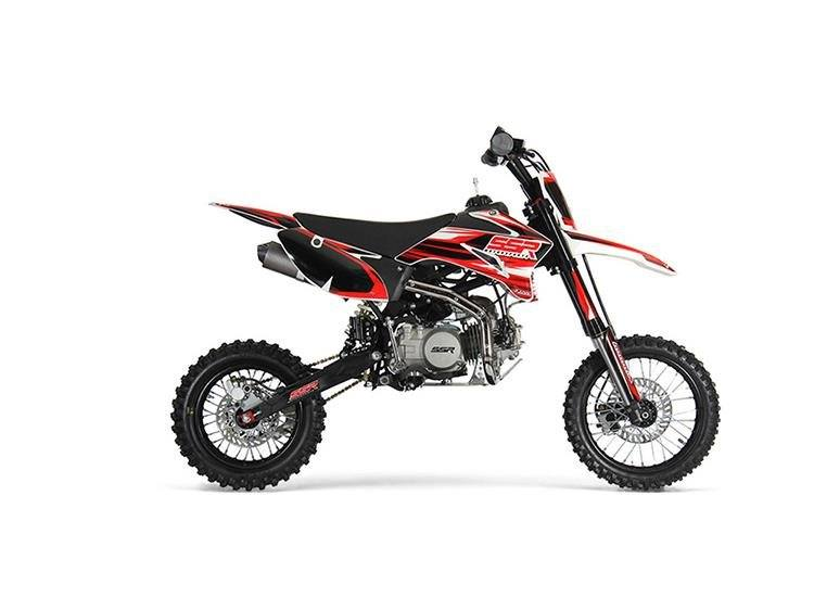 2016 SSR Motorsports SR140TR in Lancaster, South Carolina