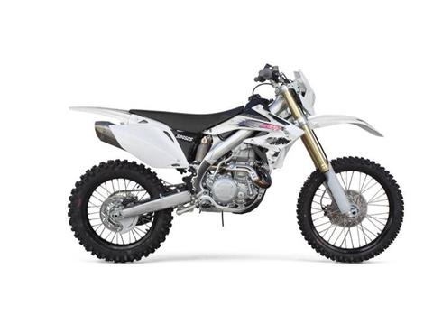 2016 SSR Motorsports SR450S in Lancaster, South Carolina