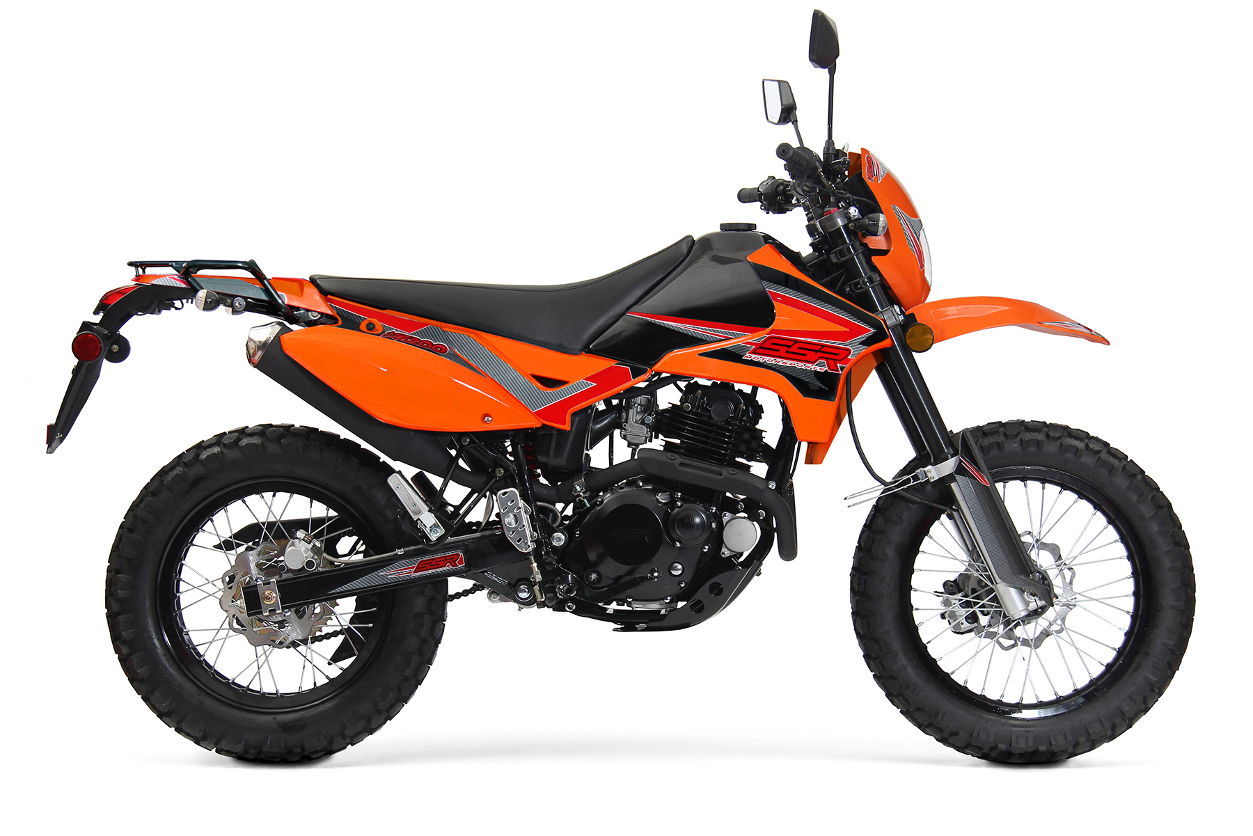 2017 SSR Motorsports XF250 Dual Sport in Queens Village, New York
