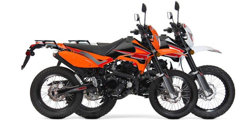 2017 SSR Motorsports XF250 Dual Sport in Glen Burnie, Maryland