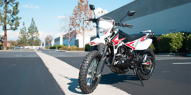 2017 SSR Motorsports XF250 Street in Highland Springs, Virginia