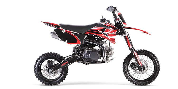 2017 SSR Motorsports SR125TR in Oakdale, New York