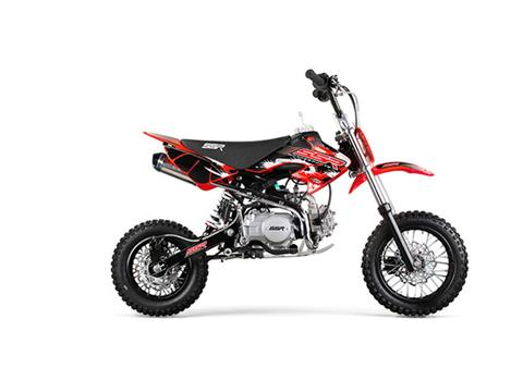 2018 SSR Motorsports SR110DX in Lancaster, South Carolina