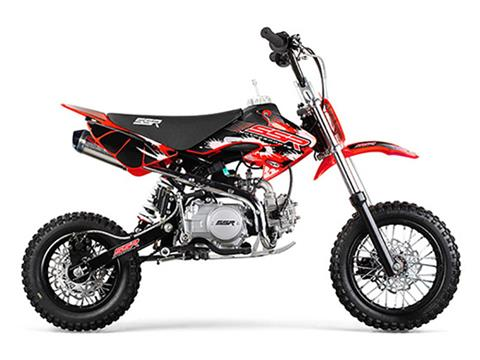 2018 SSR Motorsports SR110DX in San Marcos, California