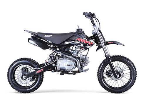 2018 SSR Motorsports SR125 in Forty Fort, Pennsylvania