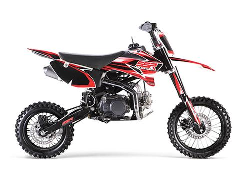 2018 SSR Motorsports SR125TR in Forty Fort, Pennsylvania