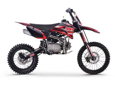 2018 SSR Motorsports SR125TR - BW in Mechanicsburg, Pennsylvania
