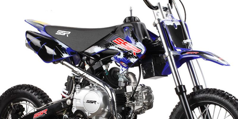 2018 SSR Motorsports SR125 Auto in Chula Vista, California - Photo 4