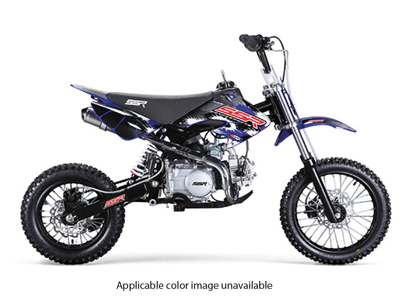 2018 SSR Motorsports SR125 Semi in Chula Vista, California