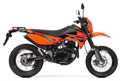 2019 SSR Motorsports XF250 Dual Sport in Laurel, Maryland