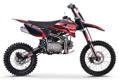 2019 SSR Motorsports SR125TR - BW in Rapid City, South Dakota