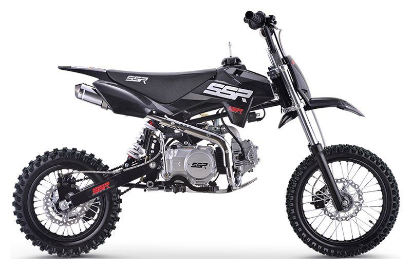 2019 SSR Motorsports SR125 Semi in Coloma, Michigan