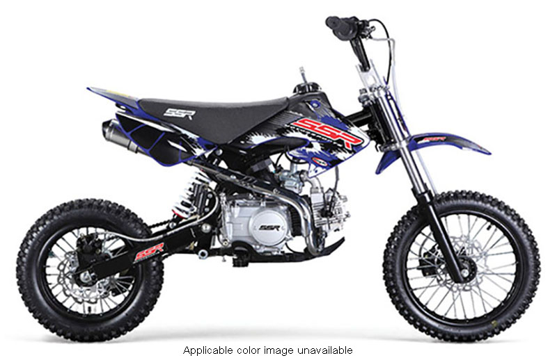 2019 SSR Motorsports SR125 Semi in Chula Vista, California