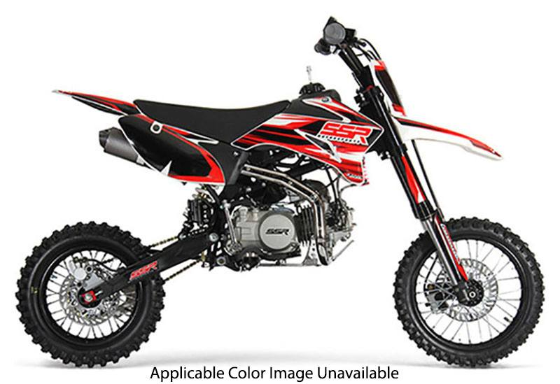 2019 SSR Motorsports SR140TR in Laurel, Maryland