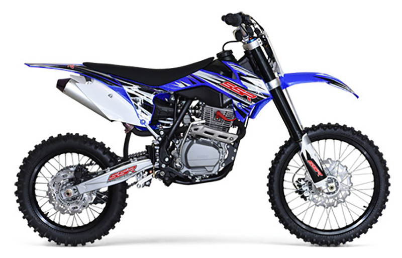 2019 SSR Motorsports SR189 in Forty Fort, Pennsylvania