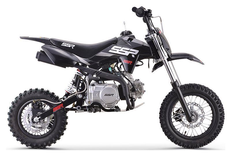 2019 SSR Motorsports SR110 Semi in Chula Vista, California