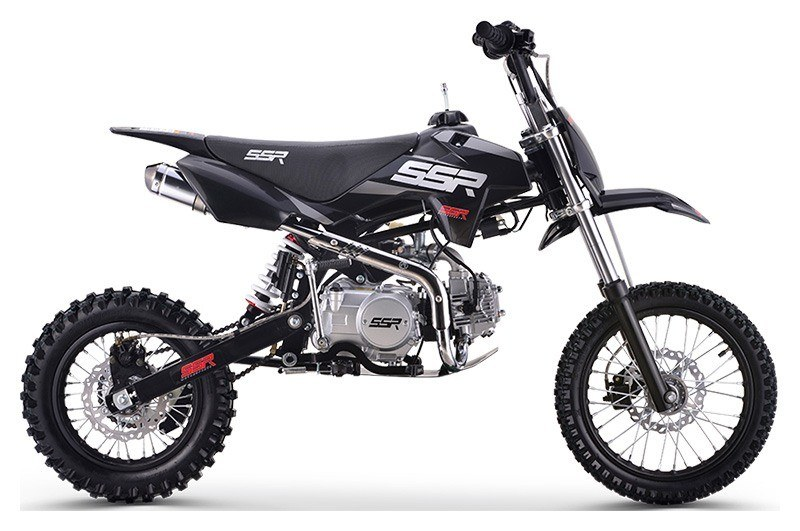 2019 SSR Motorsports SR125 in Largo, Florida