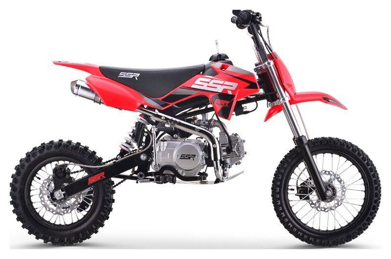2019 SSR Motorsports SR125 in Coloma, Michigan
