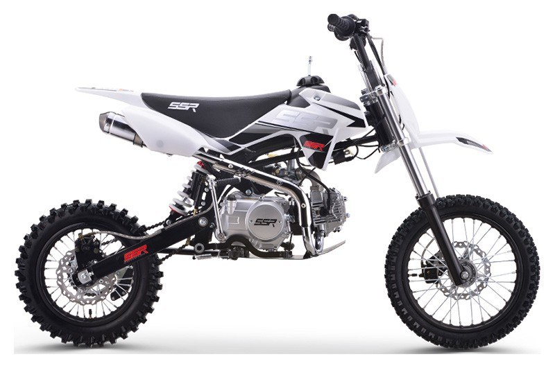 2019 SSR Motorsports SR125 in New Haven, Connecticut