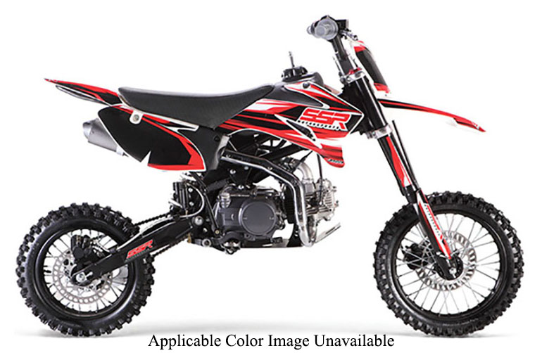 2019 SSR Motorsports SR125TR in Mechanicsburg, Pennsylvania