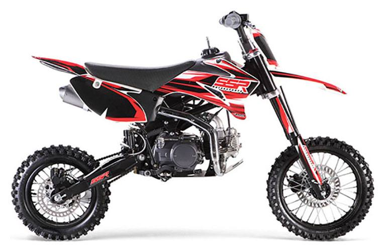 2019 SSR Motorsports SR125TR in Largo, Florida