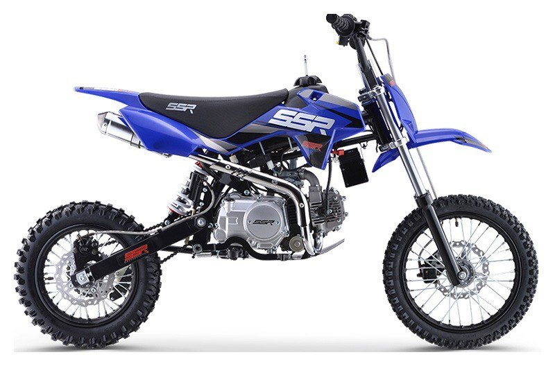 2019 SSR Motorsports SR125 Auto in Largo, Florida
