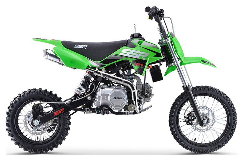 2019 SSR Motorsports SR125 Auto in Little Rock, Arkansas