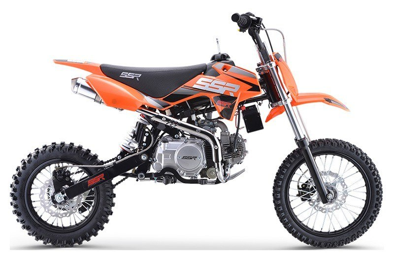 2019 SSR Motorsports SR125 Auto in Coloma, Michigan