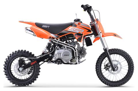 2019 SSR Motorsports SR125 Auto in New Haven, Connecticut