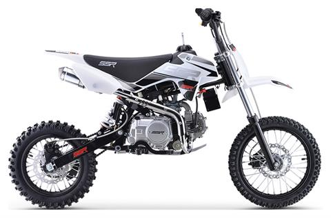 2019 SSR Motorsports SR125 Auto in Hayes, Virginia