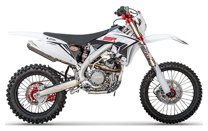 2019 SSR Motorsports SR250S in Forty Fort, Pennsylvania