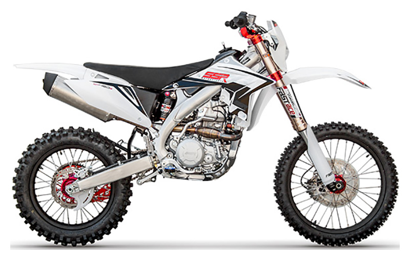 2019 SSR Motorsports SR450S in Forty Fort, Pennsylvania