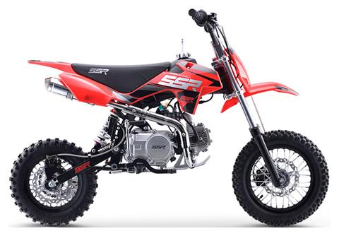 2019 SSR Motorsports SR110DX in Sanford, North Carolina
