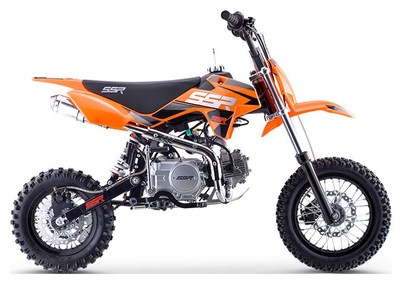 2019 SSR Motorsports SR110DX in Mio, Michigan