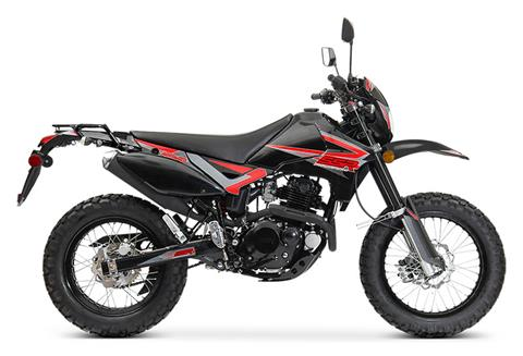 2020 SSR Motorsports XF250 Dual Sport in Rapid City, South Dakota