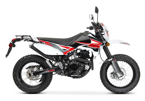 2020 SSR Motorsports XF250 Dual Sport in Mio, Michigan